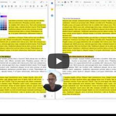 Google doc vs Word Online