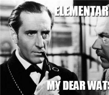 Fantasy imae of Watson Elementary quote